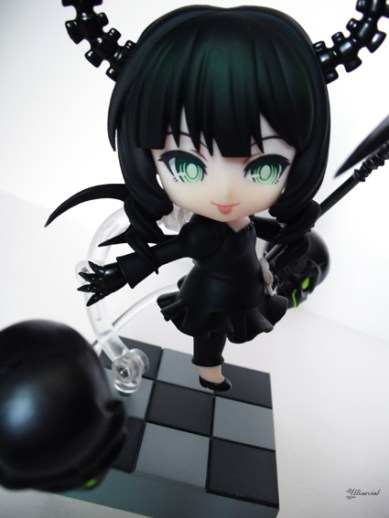 Death Master - Black Rock Shooter- Nendoroid Good Smile Company